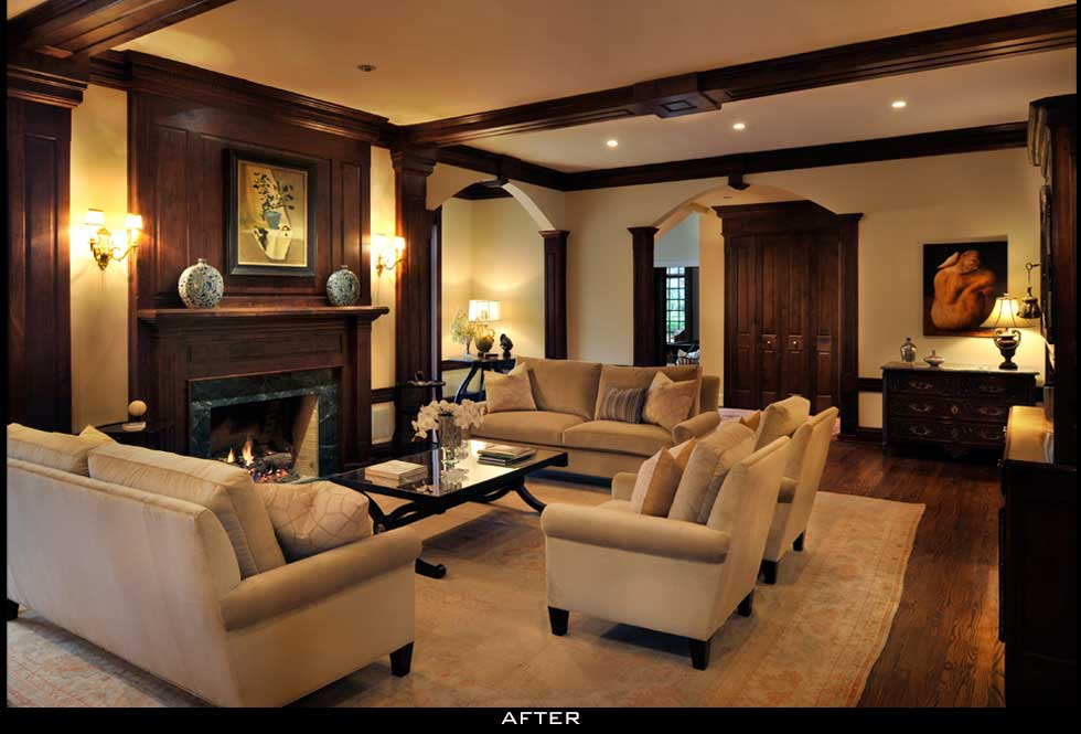 Below Are U201cbefore And Afteru201d Photos Of A High End Spec Home In Nashville,  TN. Dimensional Spaces Provided All Of The Furniture, Rugs, Art And  Accessories ...